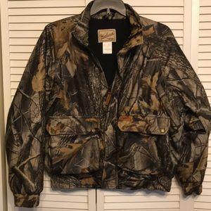 Woolrich Mossy Oak Camo Hunting Jacket
